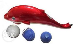 Brand New Dolphin Body Massager