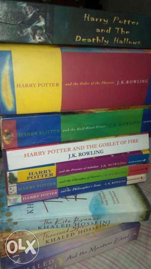 Harry Potter Complete Set... Very Good