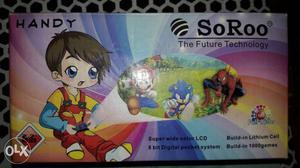 SoRoo The Future Technology Box