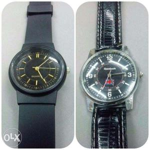 Two of my watch for sell in good working condition