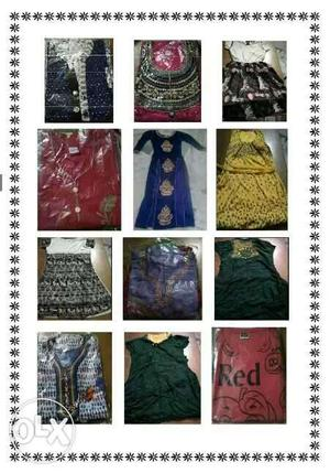 Women dresses..starting at 150 only