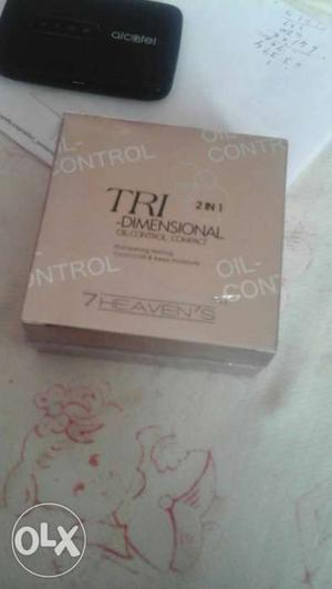 7heaven oil control compact set of one pc brand