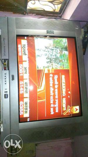 Brand name BPL TV 29 inch and good condition