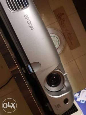 Epson Lcd projector very less used lower cost