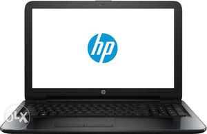 HP, 6th gen i3,4gb ram, 1tb hdd, 15.6led display.