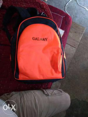 It's Galway company bag new one time used when I