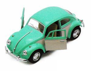 Kinsmart  Volkswagen Classical Beetle Diecast Metal