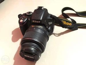 Nikon D DSLR Camera + Leather Bag + Tripod