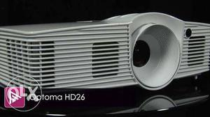 Optoma HD27 DLP Full HD 3D projector