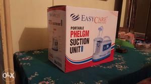 Phlegm Suction device for home or nursing