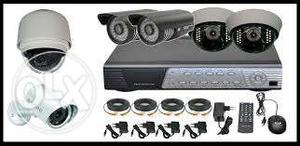 Two CCTV Camera Just Rs. /- with HD or installation