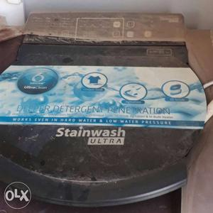 Whirlpool washing machine 18 months old.full