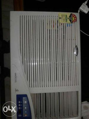 Whirlpool window ac available on rent till
