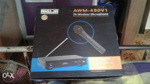 AWM-490V1 PA Wireless Microphone Box