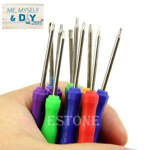Best to 10 In 1 Repair Open Hand Tool Kit Screwdriver Set
