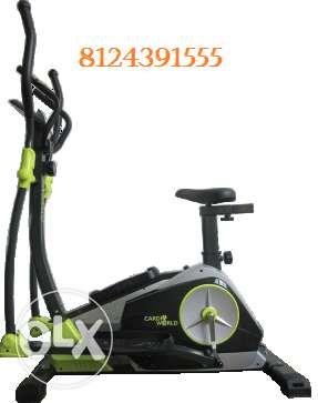 Elliptical Cross trainer heavy Duty magnetic Wheel