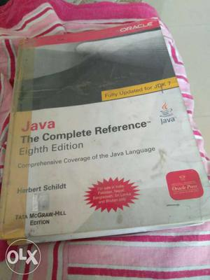 Java The Complete Reference Book