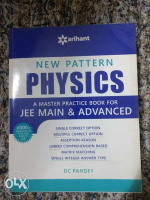 New Pattern Physics A Master Practice Book For JEE Main And