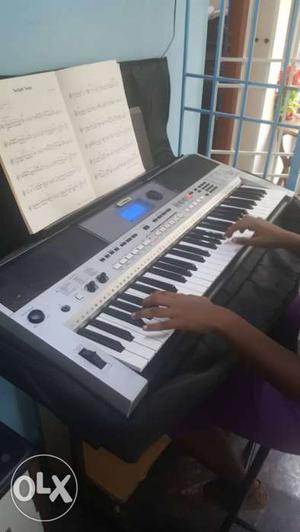 SHEILA MUSIC ACADEMY PIANO keyboard and guitar are taught.