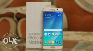 Brnd new samsung note 5 dual imorted call us for
