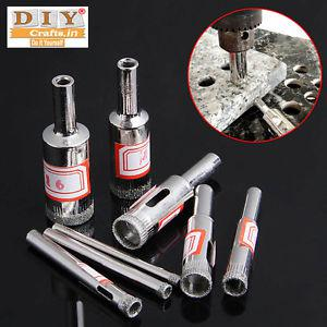 DIY Crafts®4-16mm Diamond Coated Core Saw Hole Drill Tool