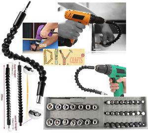 DIY Crafts®41x Tools Kit Extension Connecting Link Drill