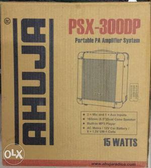 Used dj amplifier ahuja | Posot Class
