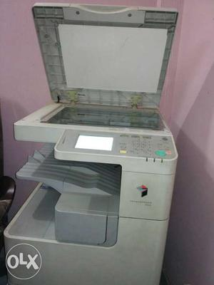 CANON IR , White All In One Printer Photocopier