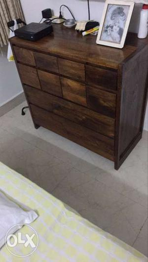 Fab india chest of drawers