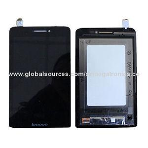 LCD Touch Screen Digitizer Assembly With Frame for Lenovo