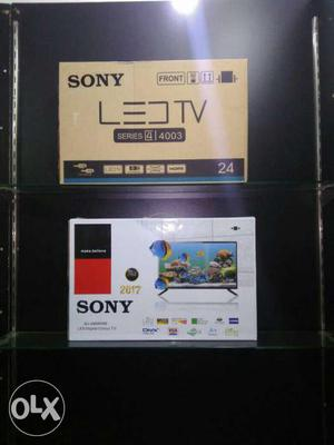 "Sony LED TV 24"" full hd with one year warranty."