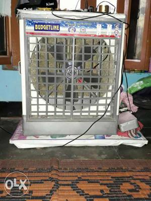 White And Grey Budgetline Evaporative Air Cooler