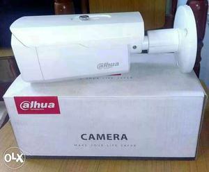 2 MP,80 Mtr length, HD Dahua cctv camera. New,1 Year