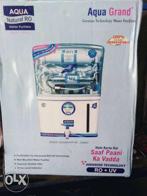 Aqua Grand Water Purifier Box
