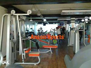 Best gym equipments manufacturers in India Punjab