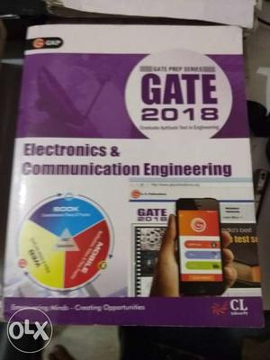 Gate  Electronics & Communication Engineering Book.