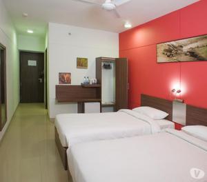 Get Ginger Hotel Mumbai New Delhi