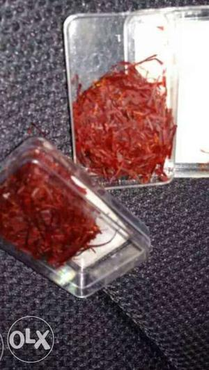 Kesar/saffron's directly from the farm of
