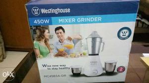 Mixer grinder 450w (New)