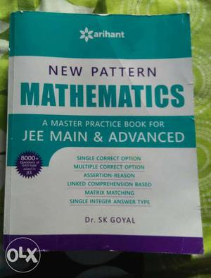 New Pattern Mathematics a Master Practice Book