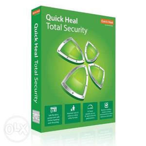 Quick Heal Total Security - 1 PC, 3 Years