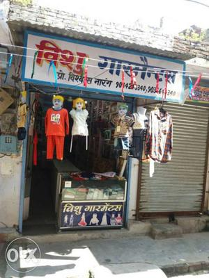 Shop for Rent... Fitting Counter for SALE.. NEW