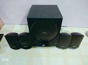 Sony Home Theatre Music System 5 in 1 Hi-Fi