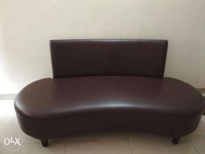 Almost New Sofa five seater 1.5 years old and Branded Table