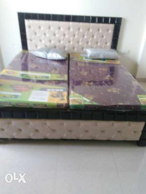 Brand New Designer Bed on Factory Price. Sushant