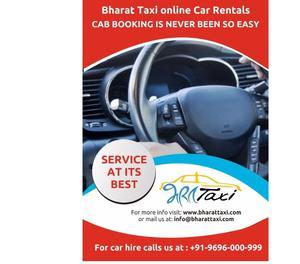 Car rentle service in Raipur by Bharat Taxi Raipur