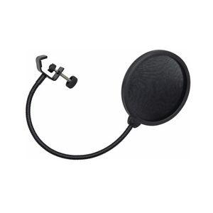 MX Pop Filter Studio Microphone Swivel Mount Flexible