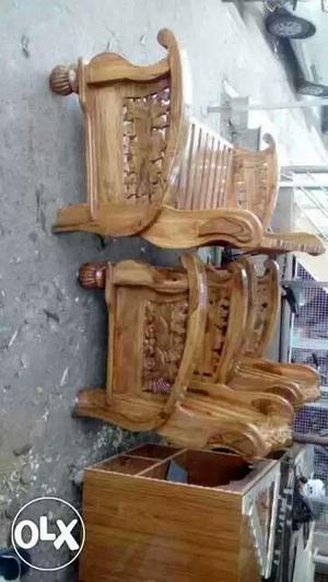 New and latest design completely sagwan wood sofa
