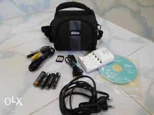 Nikon coolpix L330 & all accessories minimum price