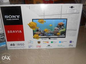 """Sony 40"""" full hd led tv with one year warranty"""